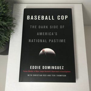 Book | Hardcover | Baseball Cop
